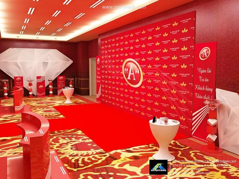 Thiết kế event / hội nghị / sự kiện