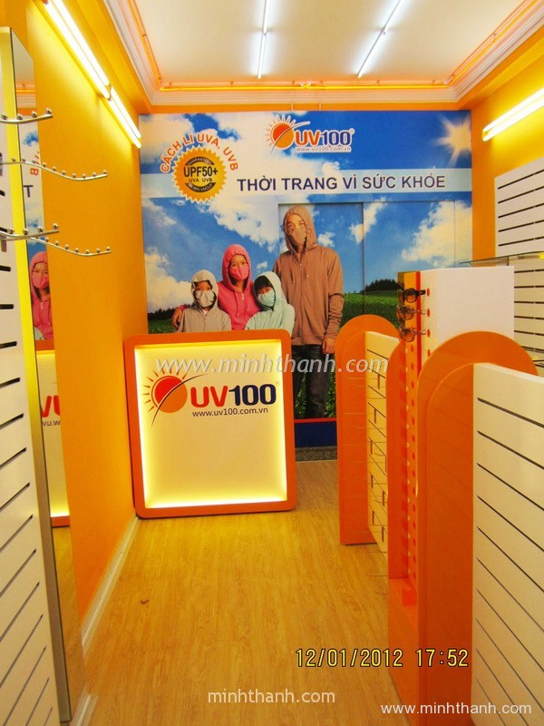 Decor / decorate sun protection UV fashion shop
