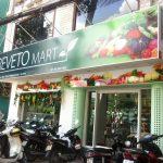 Decor / Trang trí siêu thị trái cây sạch Reveto