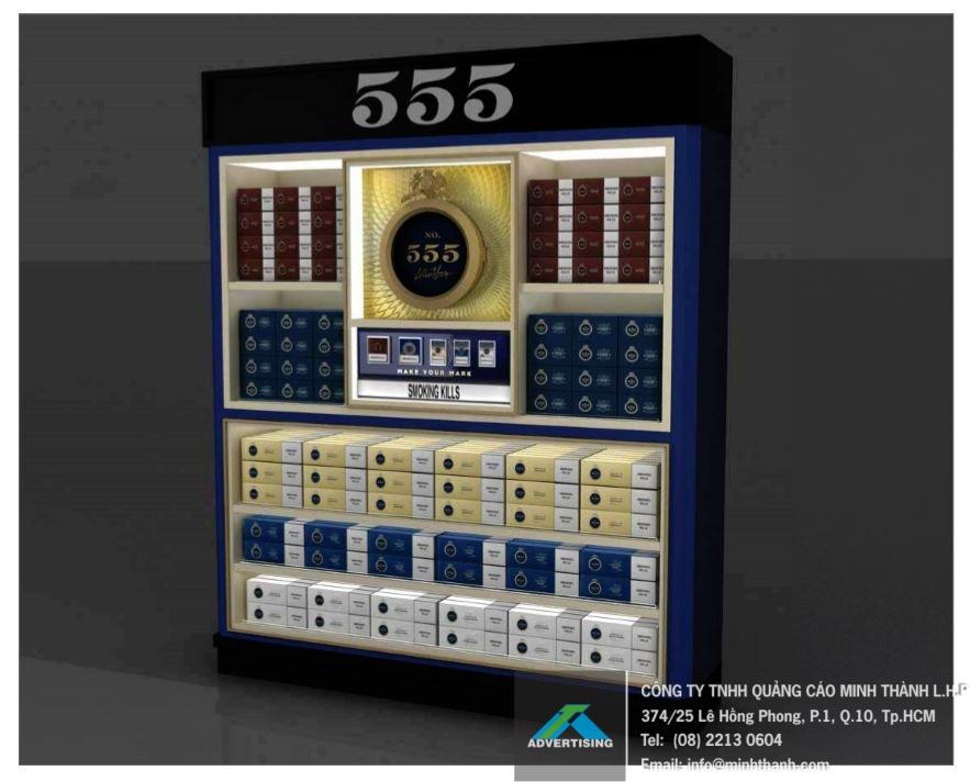 Kệ 555