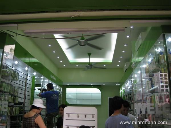 Decor / trang trí nội thất shop Kềm Nghĩa An Đông