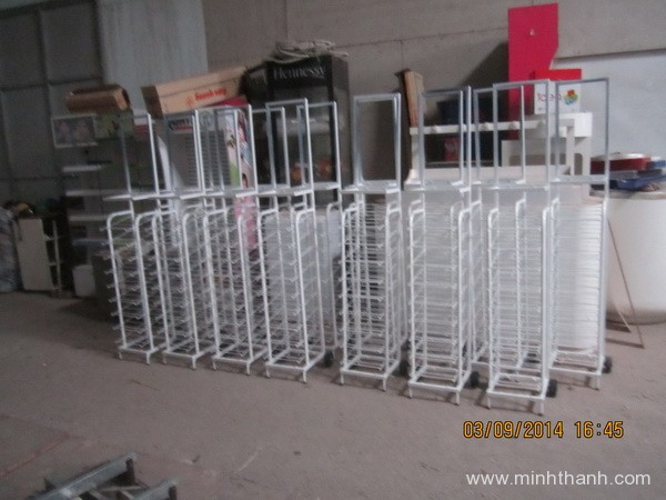 Iron shelf displays Ideas sprinting paper product