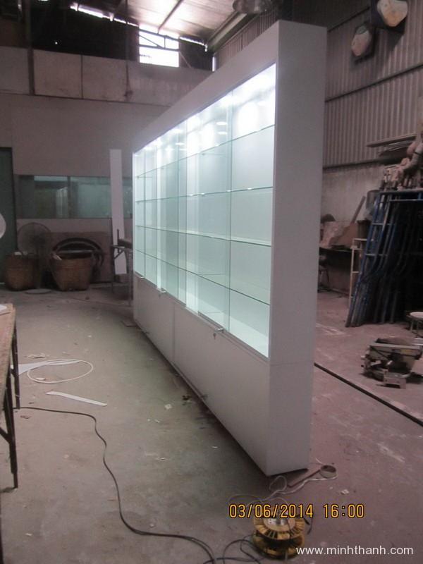 Produce Rohto Binh Duong product hanging shelf