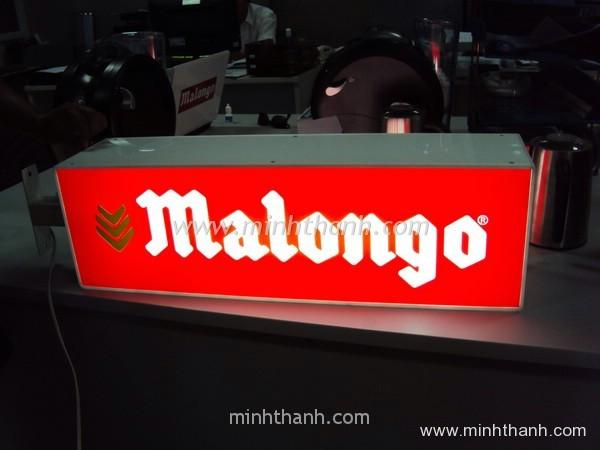Hộp đèn cánh gà chất lượng cao Malongo