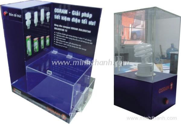 Osram light display cube
