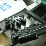 Sản xuất Bảng hiệu chữ Hoa gỗ tự nhiên