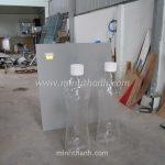 Mockup / mô hình chai nước Ice+
