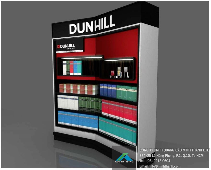 Kệ DunHill