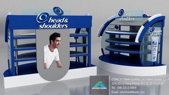 Kệ trưng bày sản phẩm
