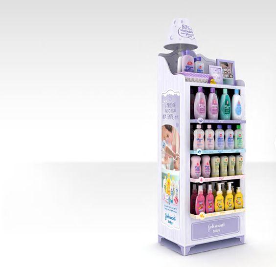 POSM trưng bày sản phẩm