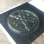Sản xuất logo Yamaha hút nổi 3D