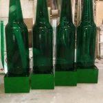 Sản xuất mô hình quảng cáo chai bia Heineken