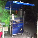 Sản xuất xe tủ thuốc & POSM thuốc lá Sài Gòn