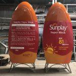 Sản xuất mô hình quảng cáo Sunplay 2019